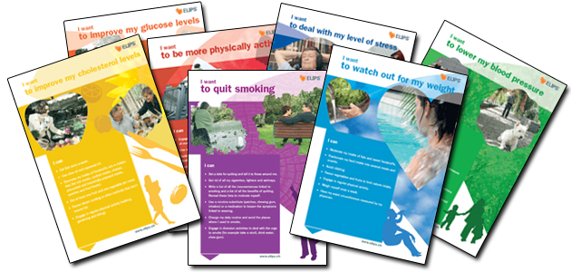 Leaflets explaining each of the seven risk factors are available.