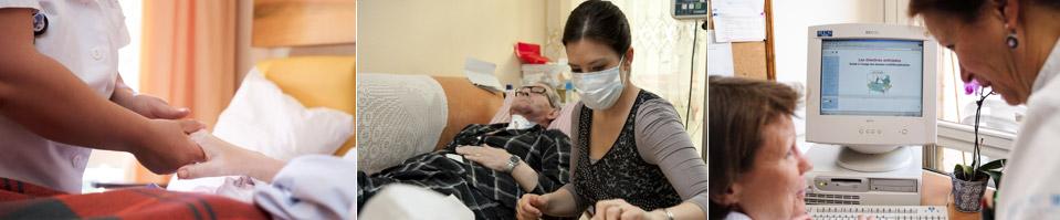 Soins palliatifs (Professionnels)