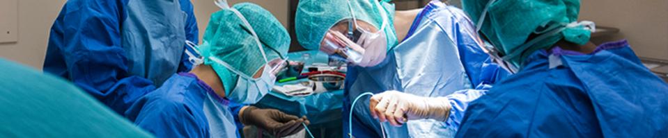 Header Chirurgie orthopédique et traumatologie de l'appareil moteur