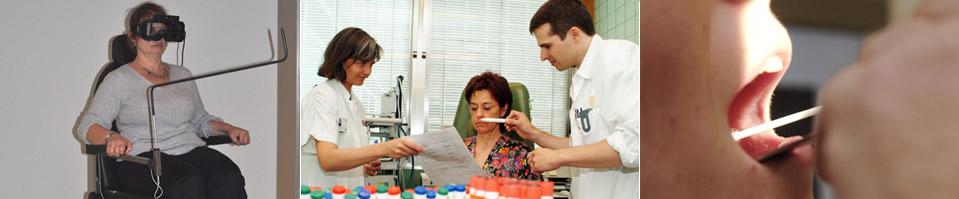 ORL / Chirurgie cervico-faciale