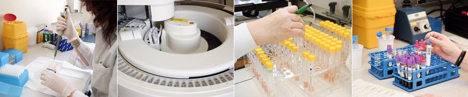 Laboratoire de virologie
