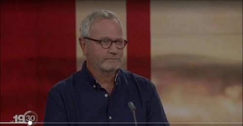 Pr Jérôme Pugin - Covid: 292 nouveaux cas en Suisse