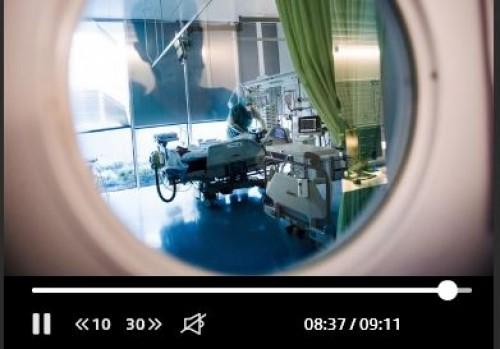 Zoom sur la prise en charge des patients Covid en réanimation