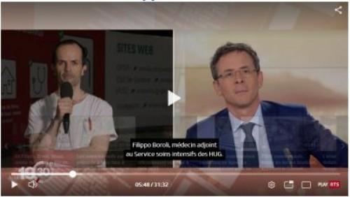 Interview du Dr Filippo BOROLI