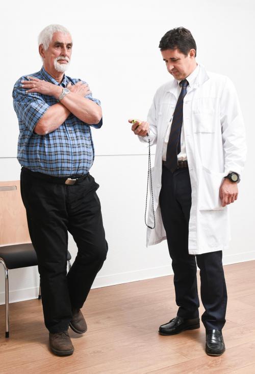La consultation CHutEs et OstéoPoroSe