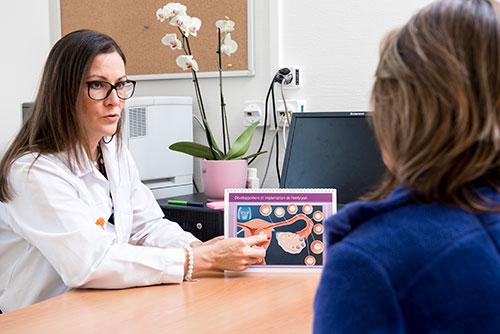 Explication traitement FIV