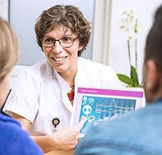 consultation infirmière