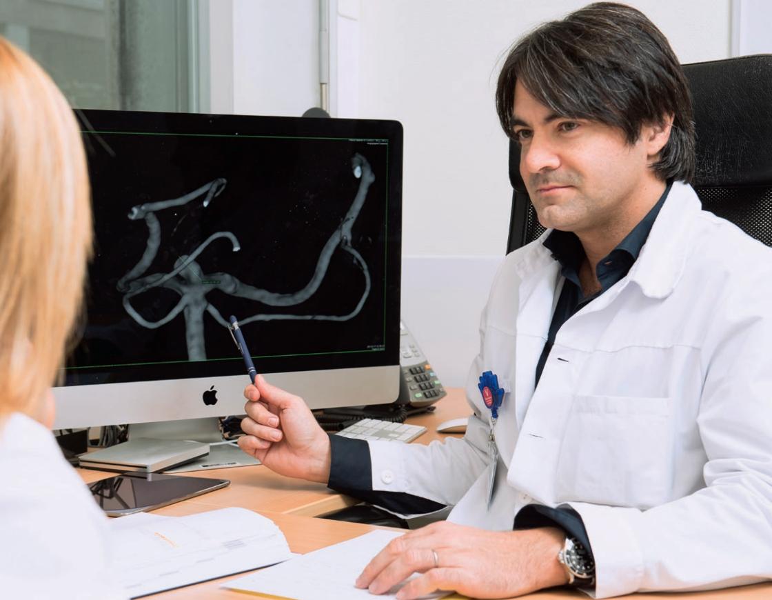 angiographie cérébrale - brochure info patient