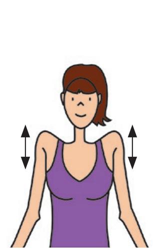 premiers exercices après une opération de la hernie discale cervicale