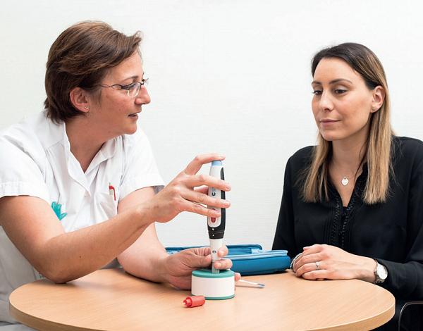 Brochure pour les patients : Traitement par Acétate de glatiramère