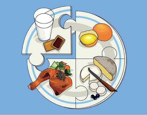 Brochure - Dénutrition et alimentation enrichie
