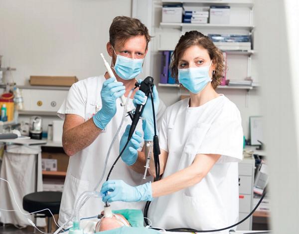 Brochure pour les patients : La bronchoscopie