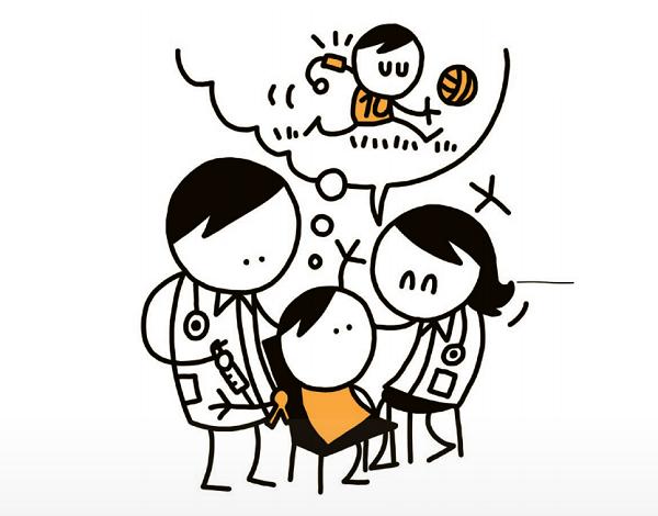 Brochure : l'hypnose expliquée aux enfants