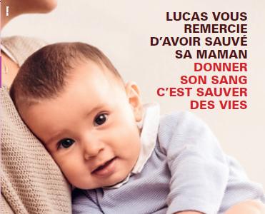Lucas vous remercie d'avoir sauvé sa maman
