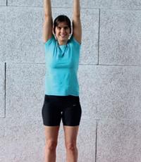 Echauffement cardiorespiratoire et squats