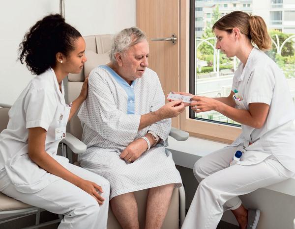 Brochure pour les patients - Vous avez mal, agissons ensemble!