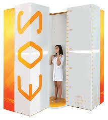 """Création d'un secteur """"3D"""" avec technologie EOS et Cone-Beam CT"""