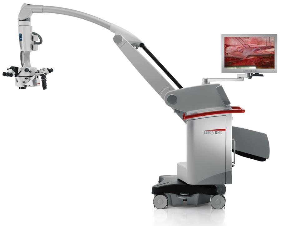 Microscopes de neurochirurgie