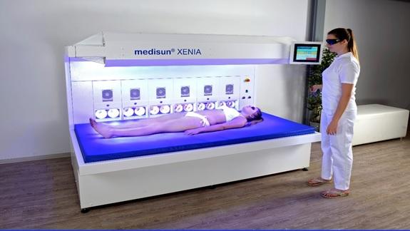 Système de photothérapie UVA1