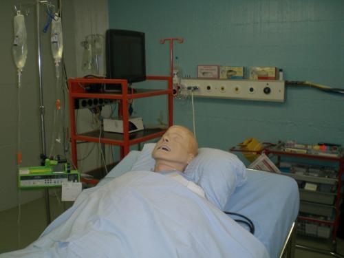 Photos pour la formation des soins intermédiaires (Neurologie)