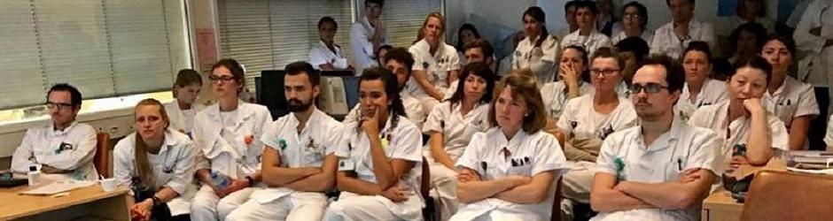 Formation infirmier - Service des soins intensifs