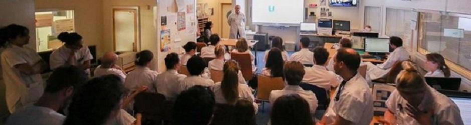 Formation Médicale - Service des soins intensifs