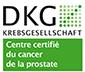 Logo Centre certifié cancer de la prostate HUG