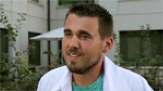 Vincent Beetschen Aide-soignant en psychiatrie