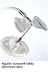 Cathéter à chambre implantable (DAVI) - Utilisation / Entretien