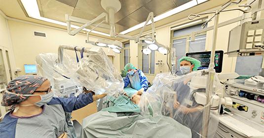 Cancer du sein - intervention par radiothérapie intra-opératoire à Genève aux HUG