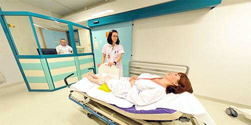 Radiologie de pointe aux urgences des HUG à Genève