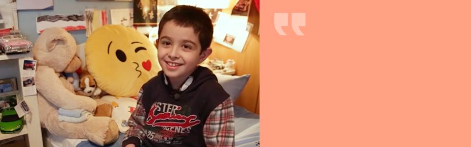 Un collier de super héros pour les enfants atteints de cancer à Genève aux HUG